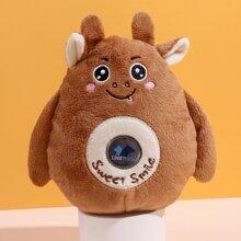 1 pieza juguete de sonido de perro en forma de dibujos animados