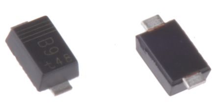 Nexperia 30V 2A, Schottky Diode, 2-Pin SOD-123 PMEG3020ER,115 (30)