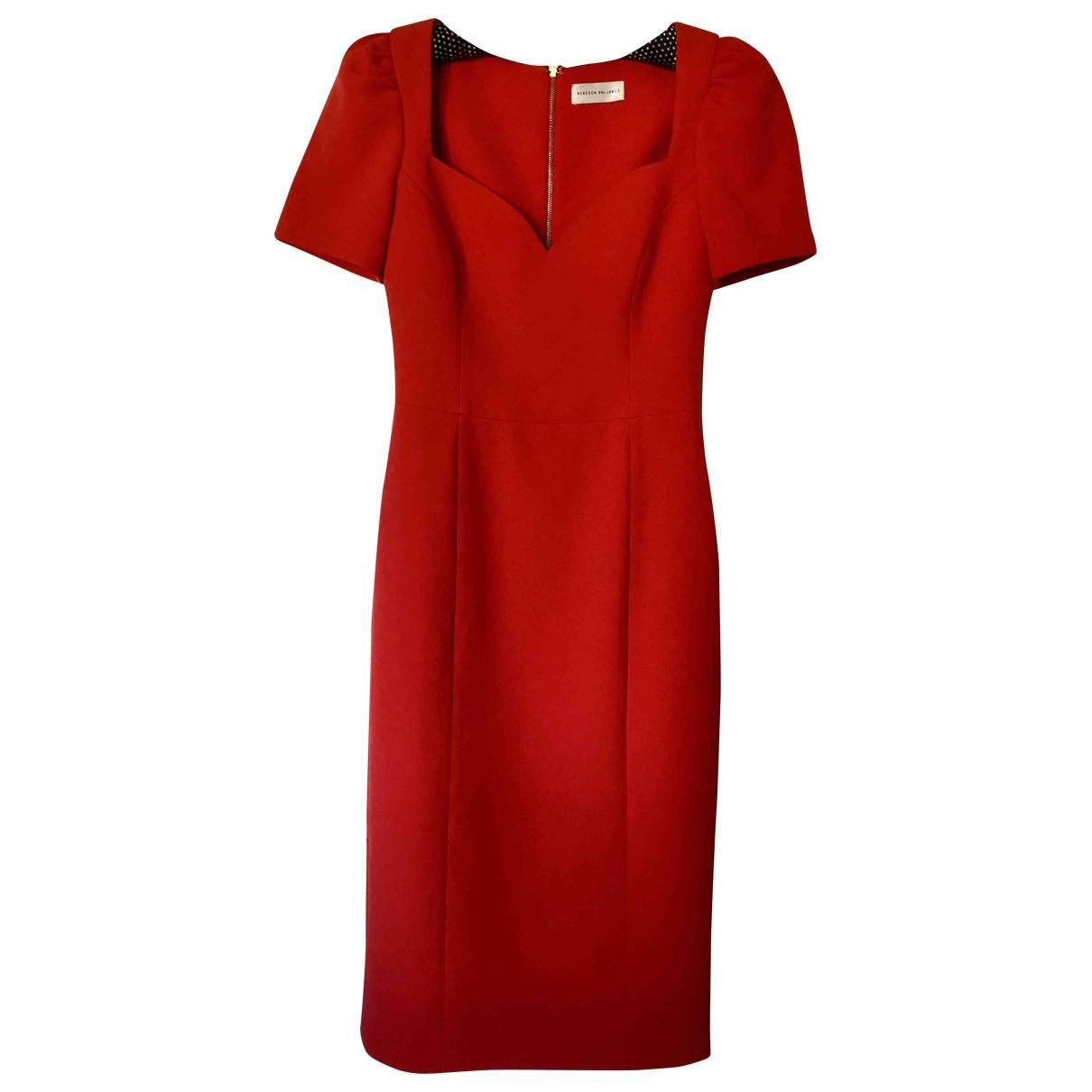 Rebecca Vallance \N Red dress for Women S International
