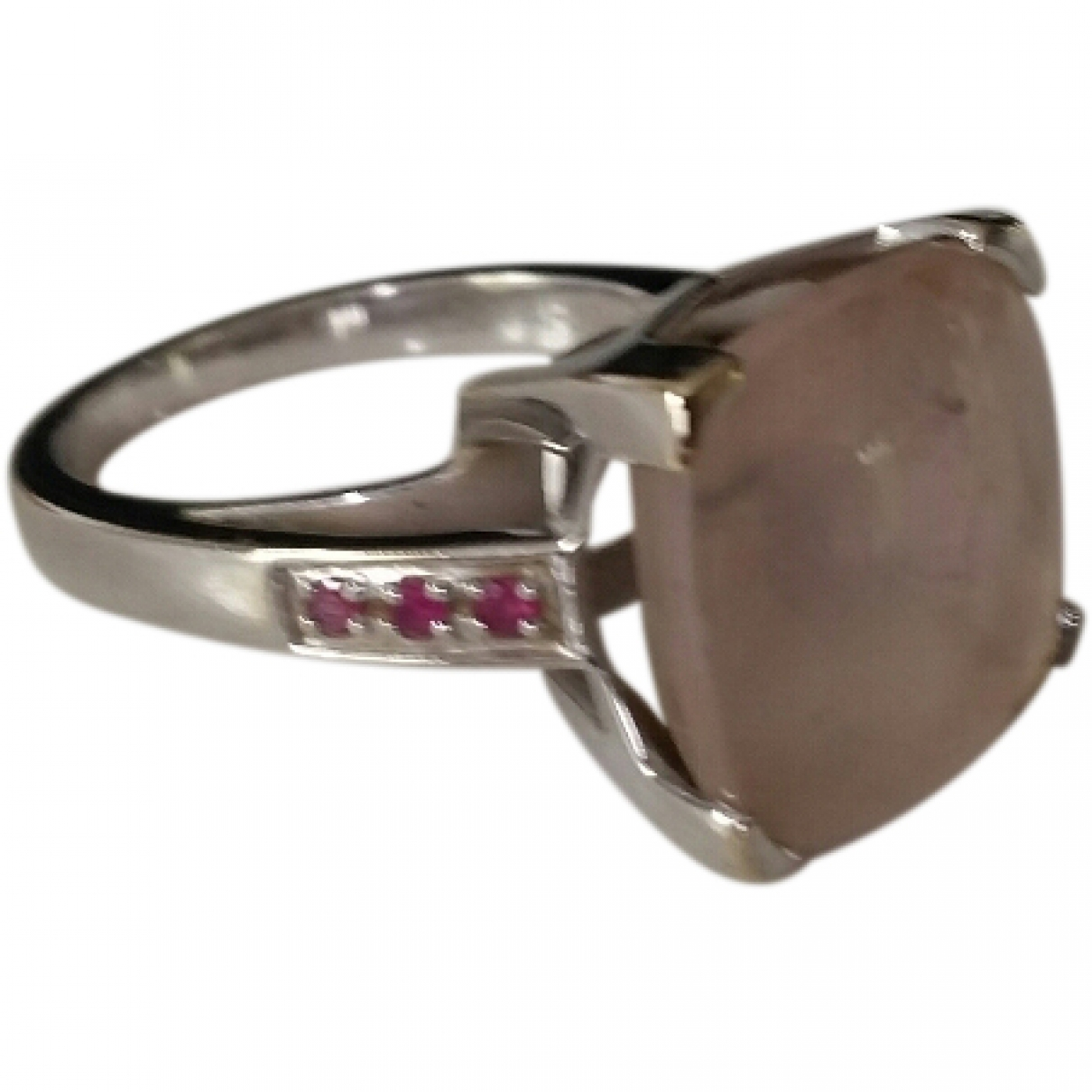 Mauboussin \N Pink White gold ring for Women 51 MM