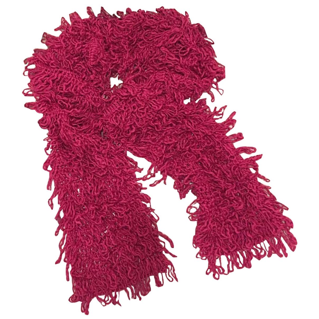 Mango \N Pink scarf for Women \N