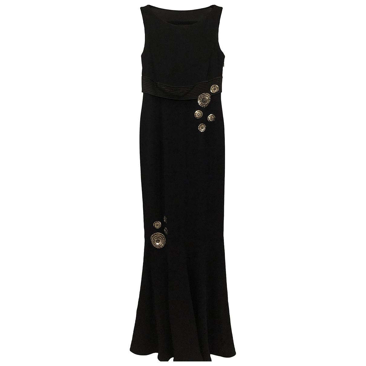Maxi vestido de Seda Rena Lange
