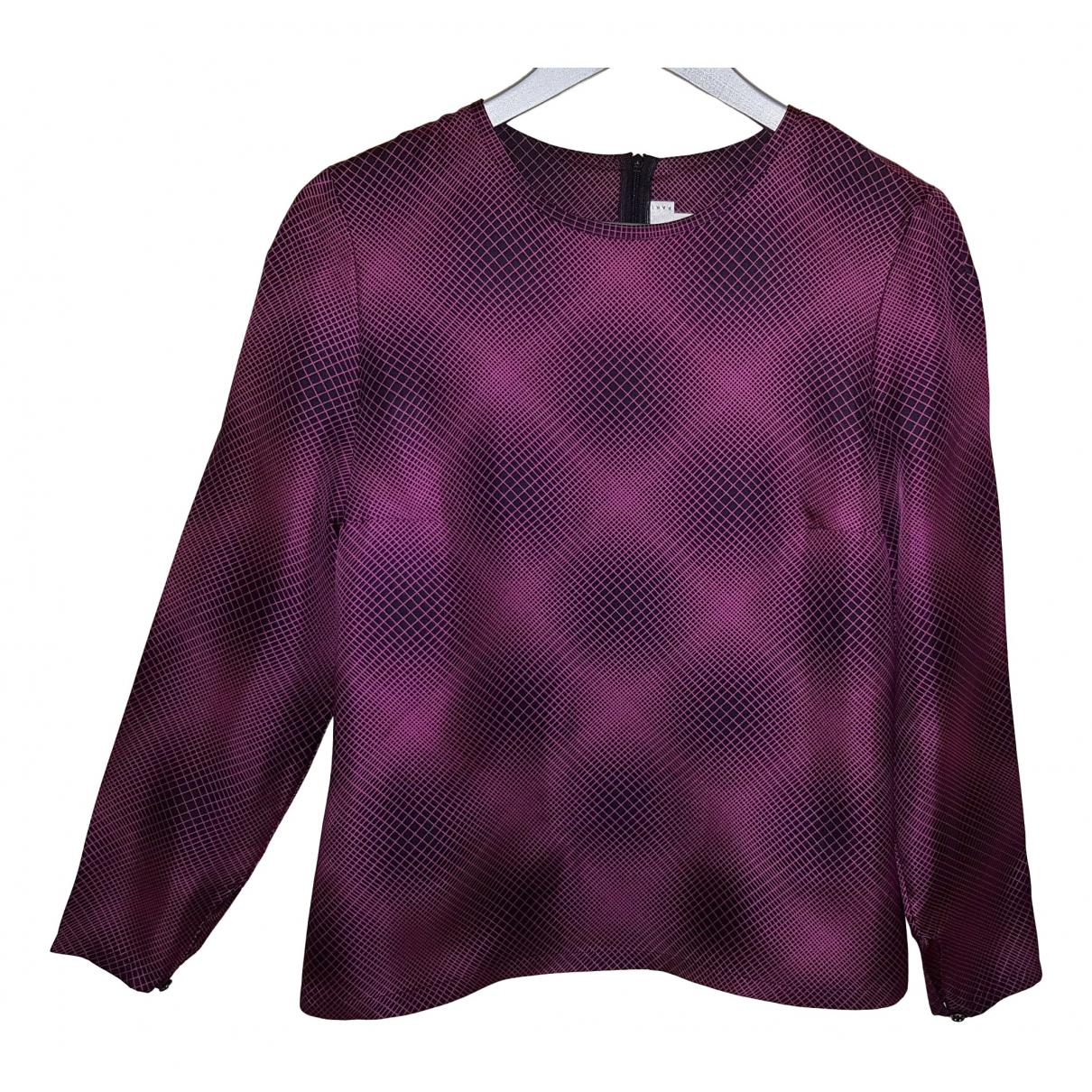 Blusa de Seda Givenchy