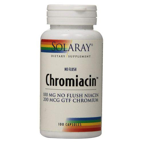 Chromiacin 100 Caps by Solaray