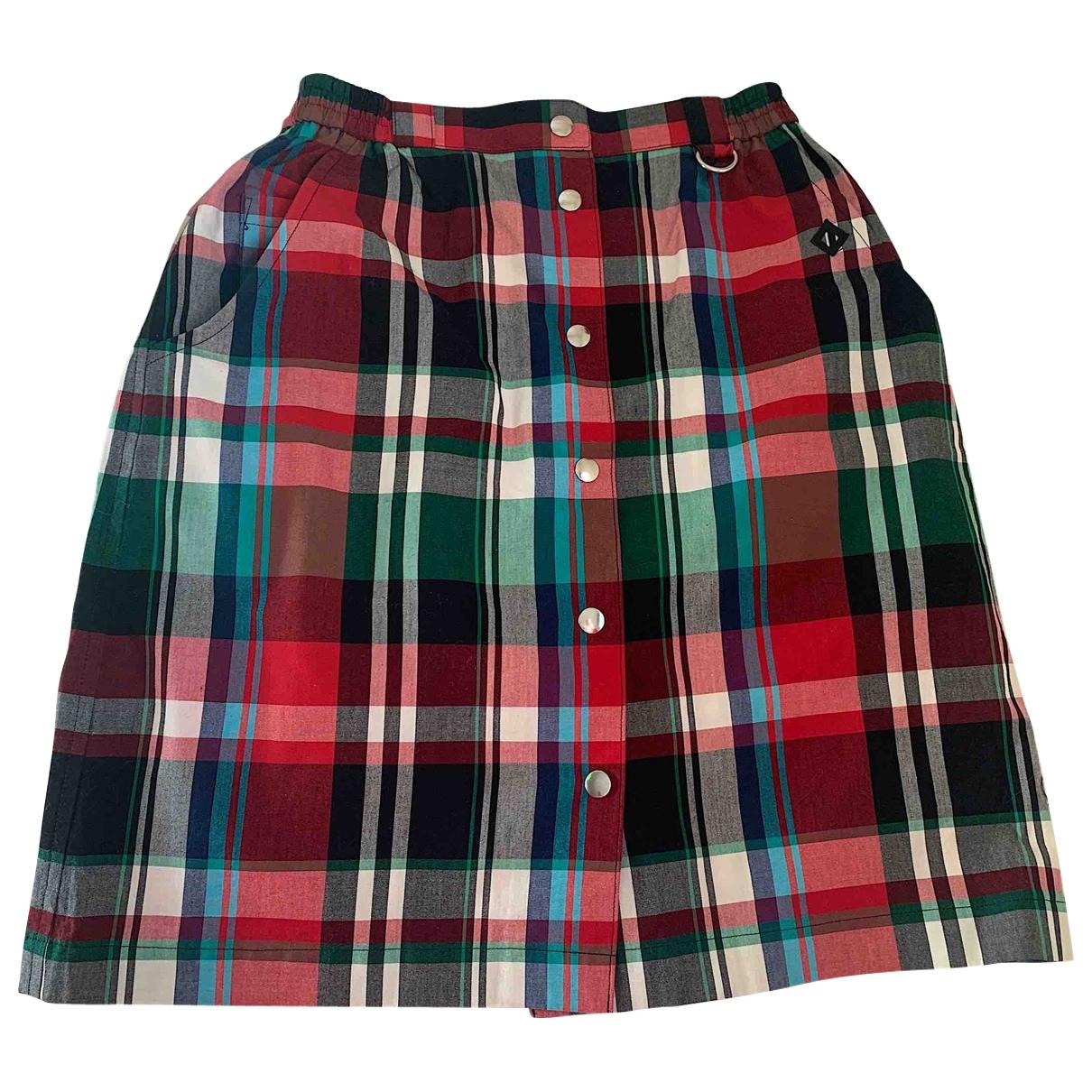 Dior \N Multicolour Cotton skirt for Women S International