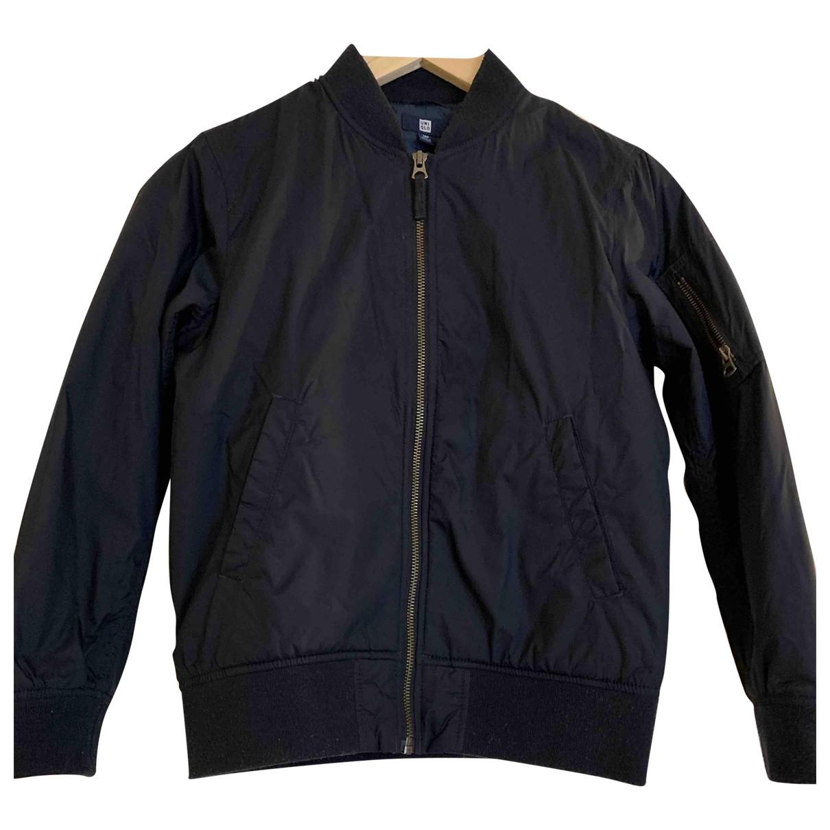 Uniqlo \N Blue jacket & coat for Kids 12 years - XS FR