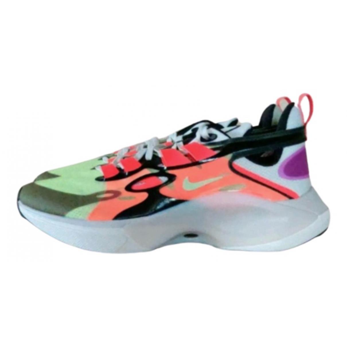 Nike \N Sneakers in  Bunt Kunststoff