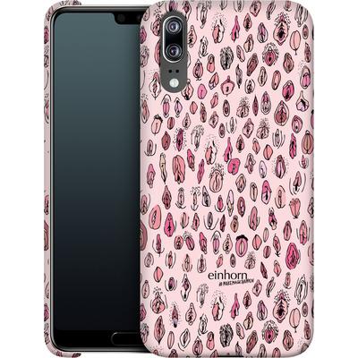 Huawei P20 Smartphone Huelle - Muschis - by einhorn von Einhorn