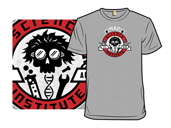 Mad Science Institute T Shirt