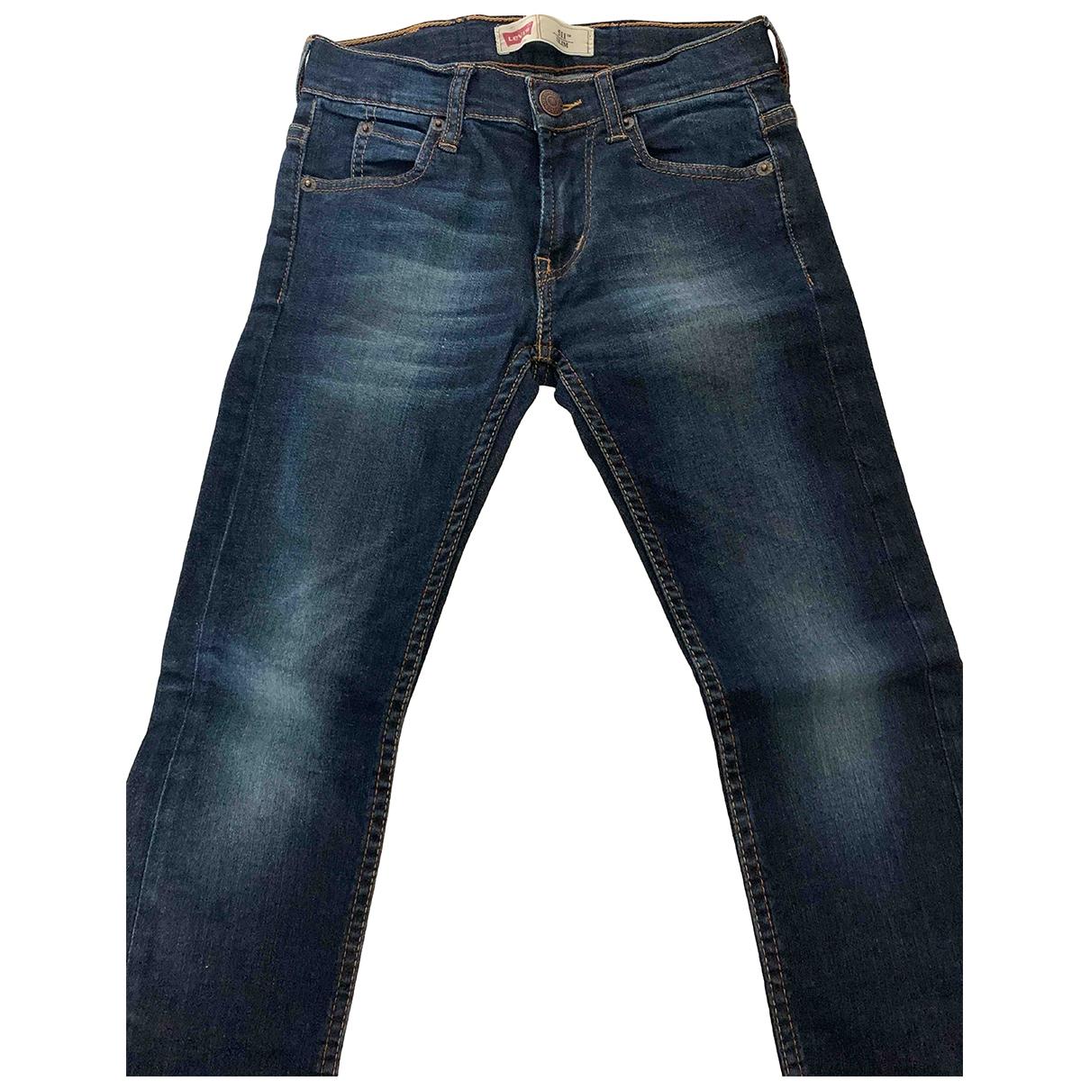 Levis - Pantalon   pour enfant en denim