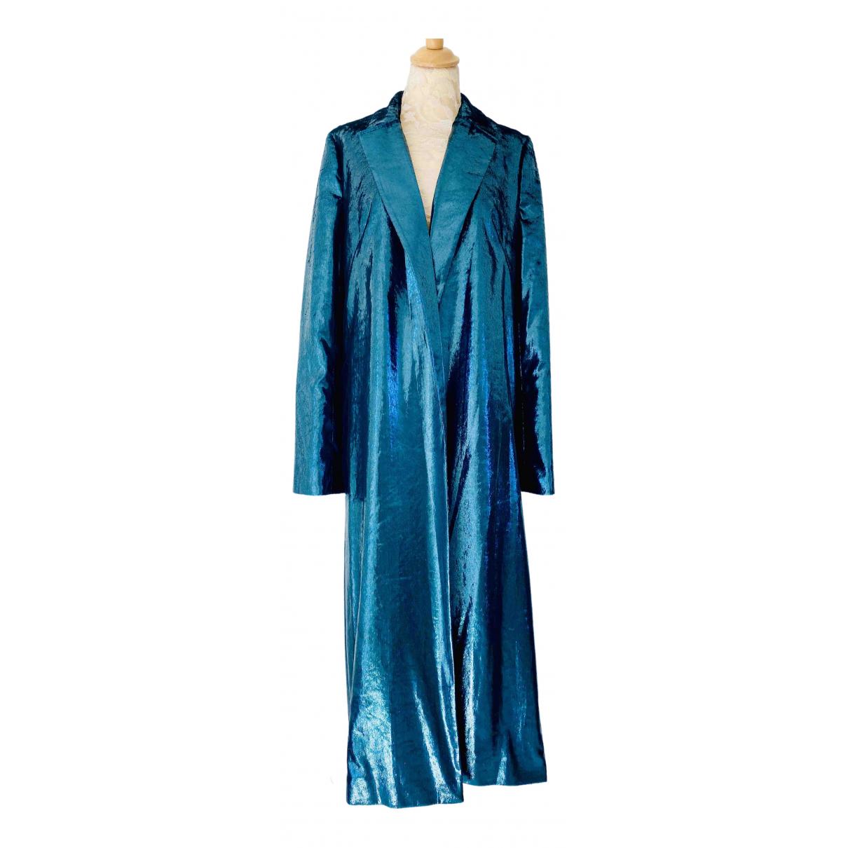 Galvan London \N Green Velvet jacket for Women 40 FR