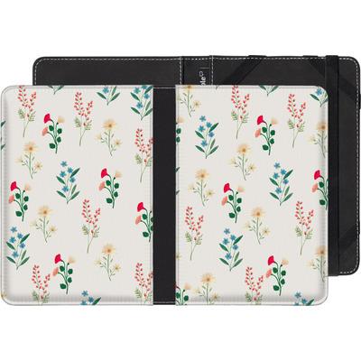 Kobo Aura Edition 2 eBook Reader Huelle - Leafy Green von Iisa Monttinen