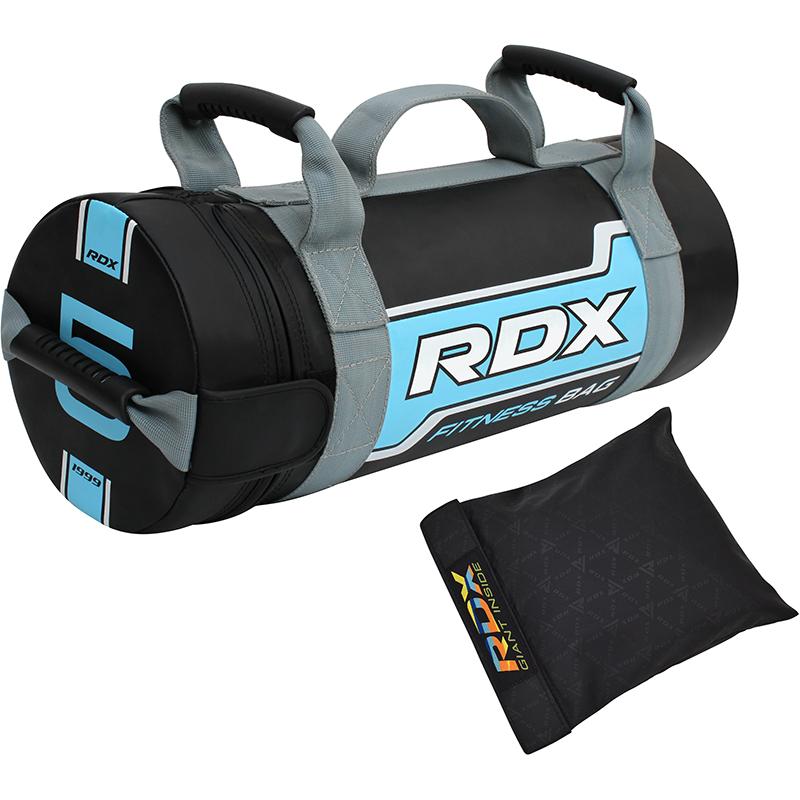 RDX FB Sac de Sable de Musculation  5KG Bleu ciel Nylon