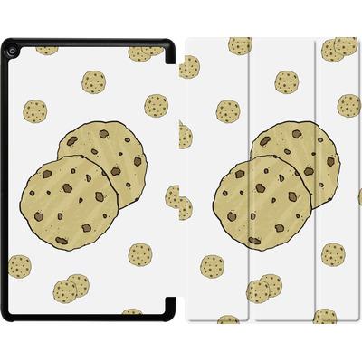 Amazon Fire HD 10 (2017) Tablet Smart Case - Cookies von caseable Designs
