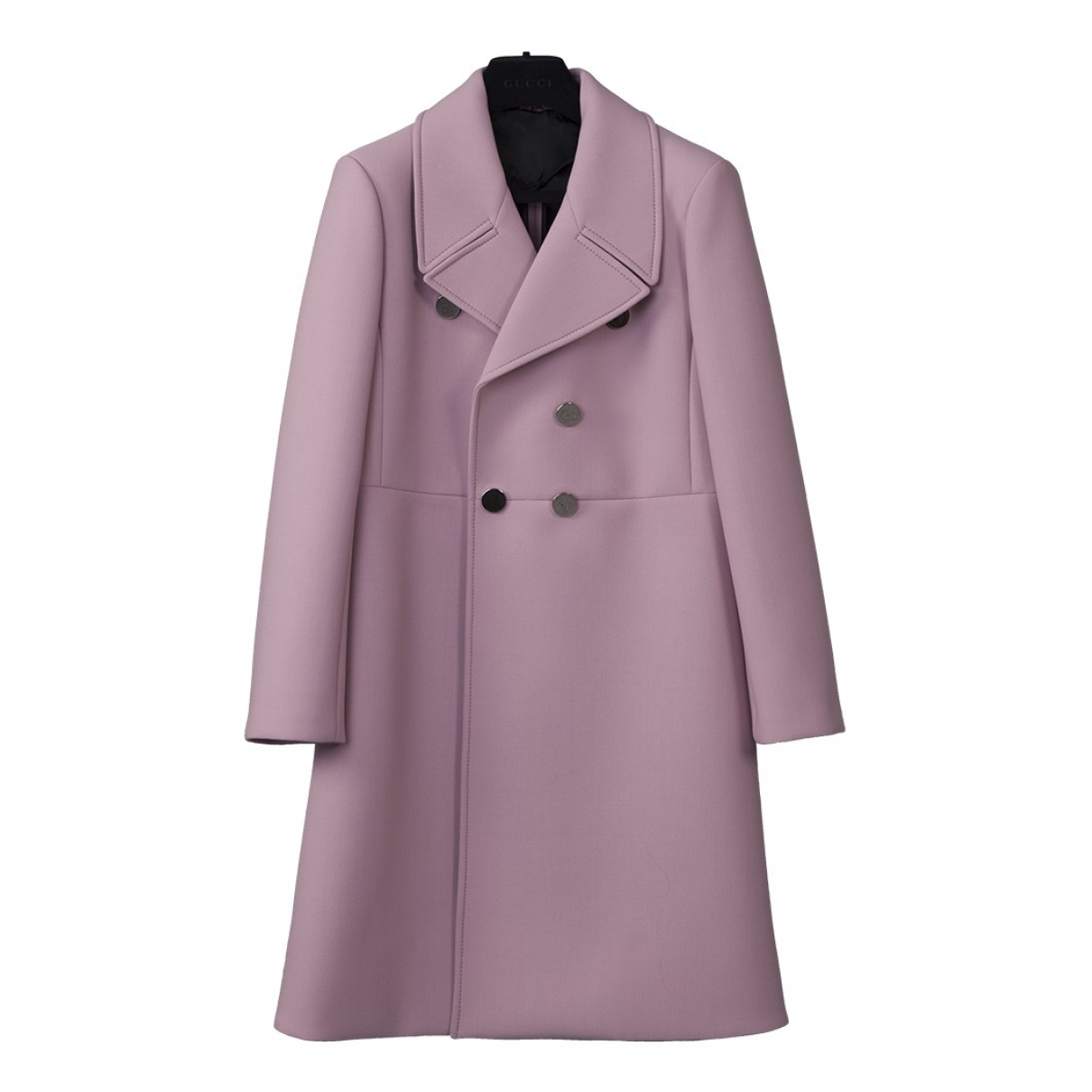 Gucci N Pink Wool coat for Women 38 FR