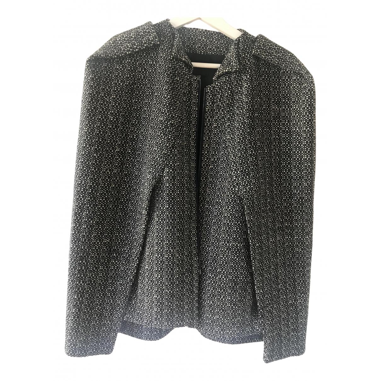 Roland Mouret N Black Wool coat for Women 8 UK