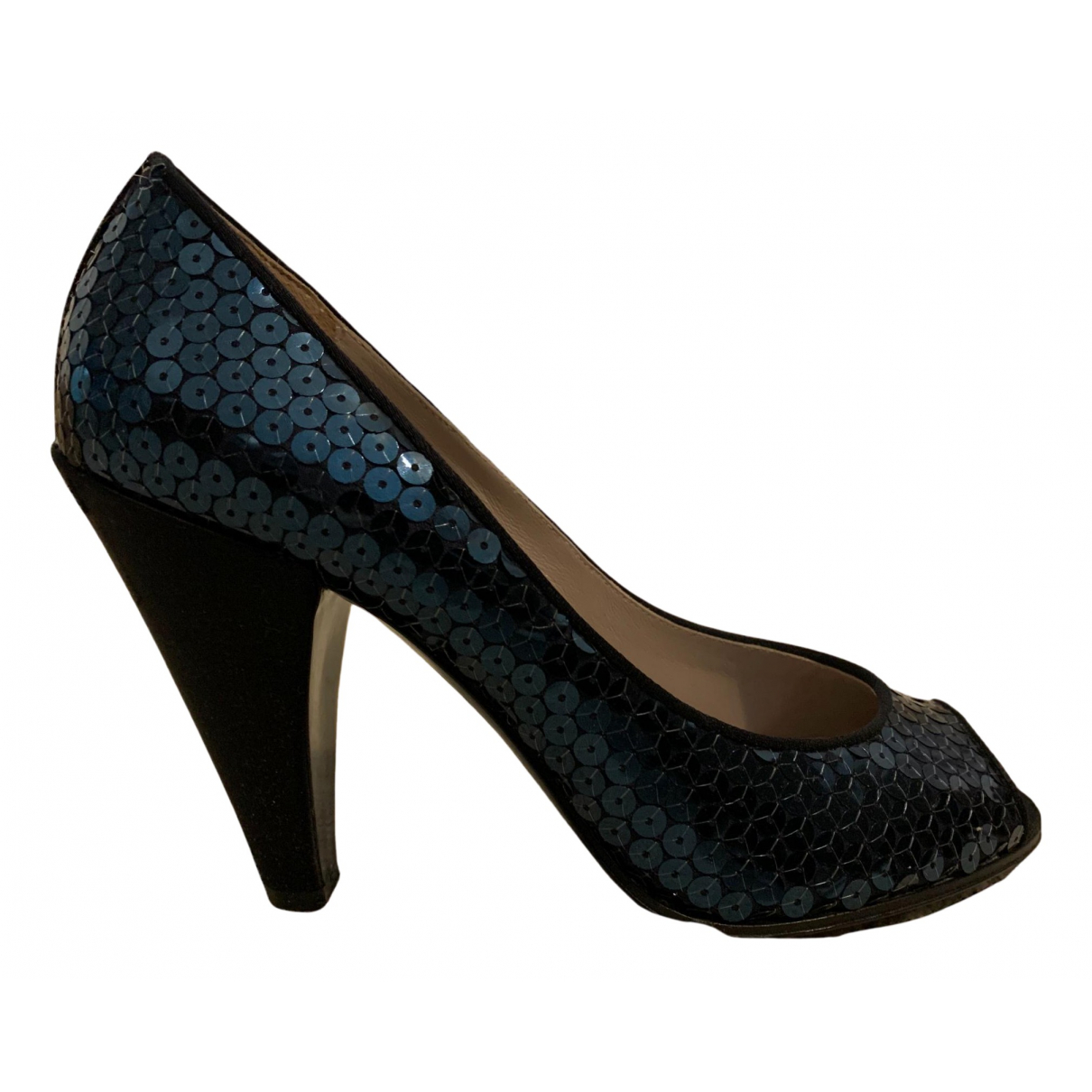 Tacones de Lona Marc By Marc Jacobs