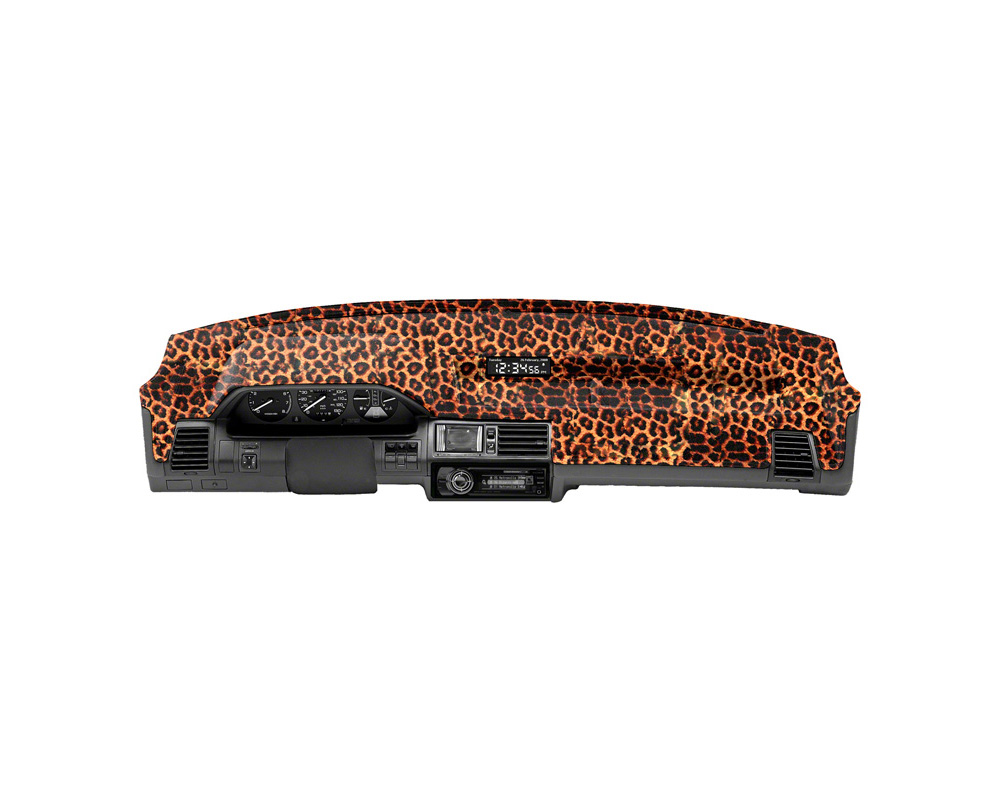 Cover King Custom Tailored Velour Dashboard Cover Cheetah Scion xB 2004-2006