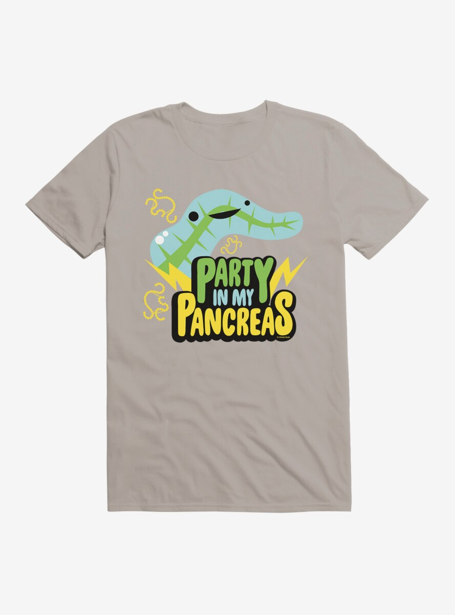 BL Creators: I Heart Guts Party In My Pancreas T-Shirt