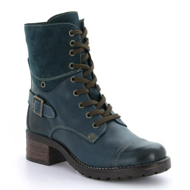 Taos Crave Teal Leather 40