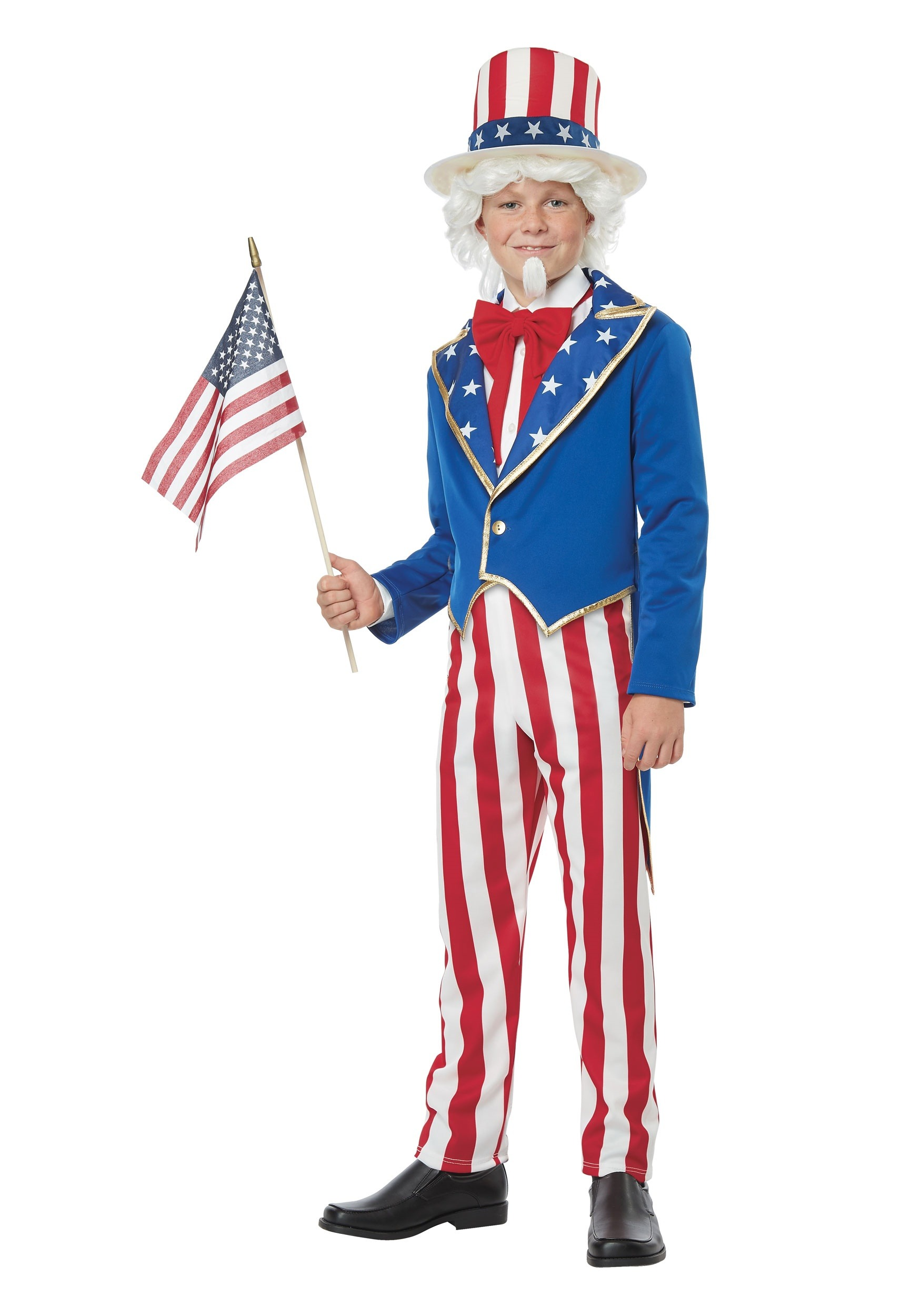 Uncle Sam Costume for Boys