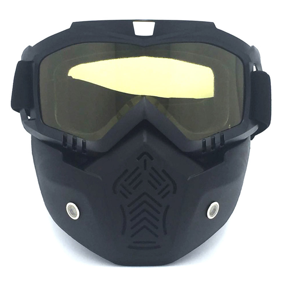 Cycling Eyewears Harley Retro Helmet Goggles Mask Goggles Cross Country Motorcycle Goggles Retro Goggles