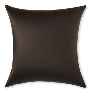 Throw Pillow Cozy Soft Microbead Black: 1 Pc (18 x 18 - Black)