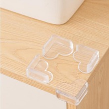 4pcs Clear Table Corner Cover