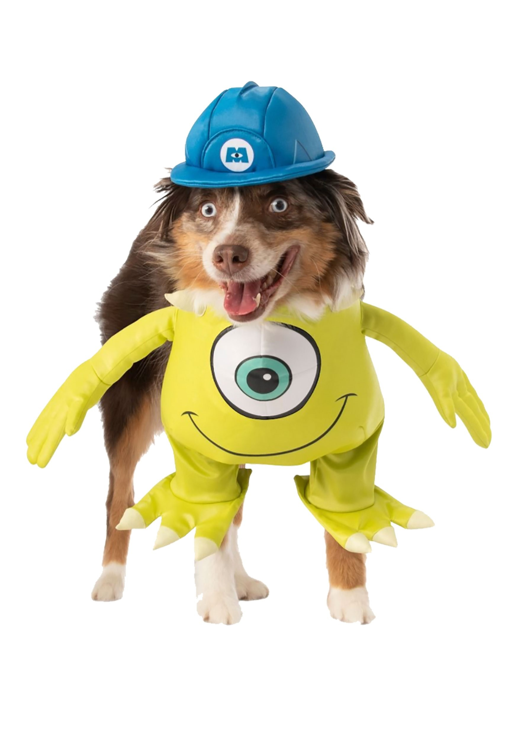 Monsters, Inc. Mike Dog Costume