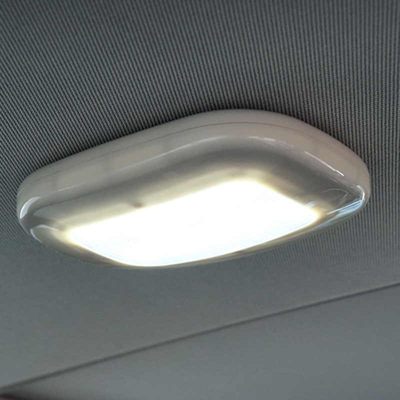 General Model Car Reading Lamp Led Car Interior Lamp Trunk Light Car Ceiling Indoor Rear Row Interior Lighting Lamp