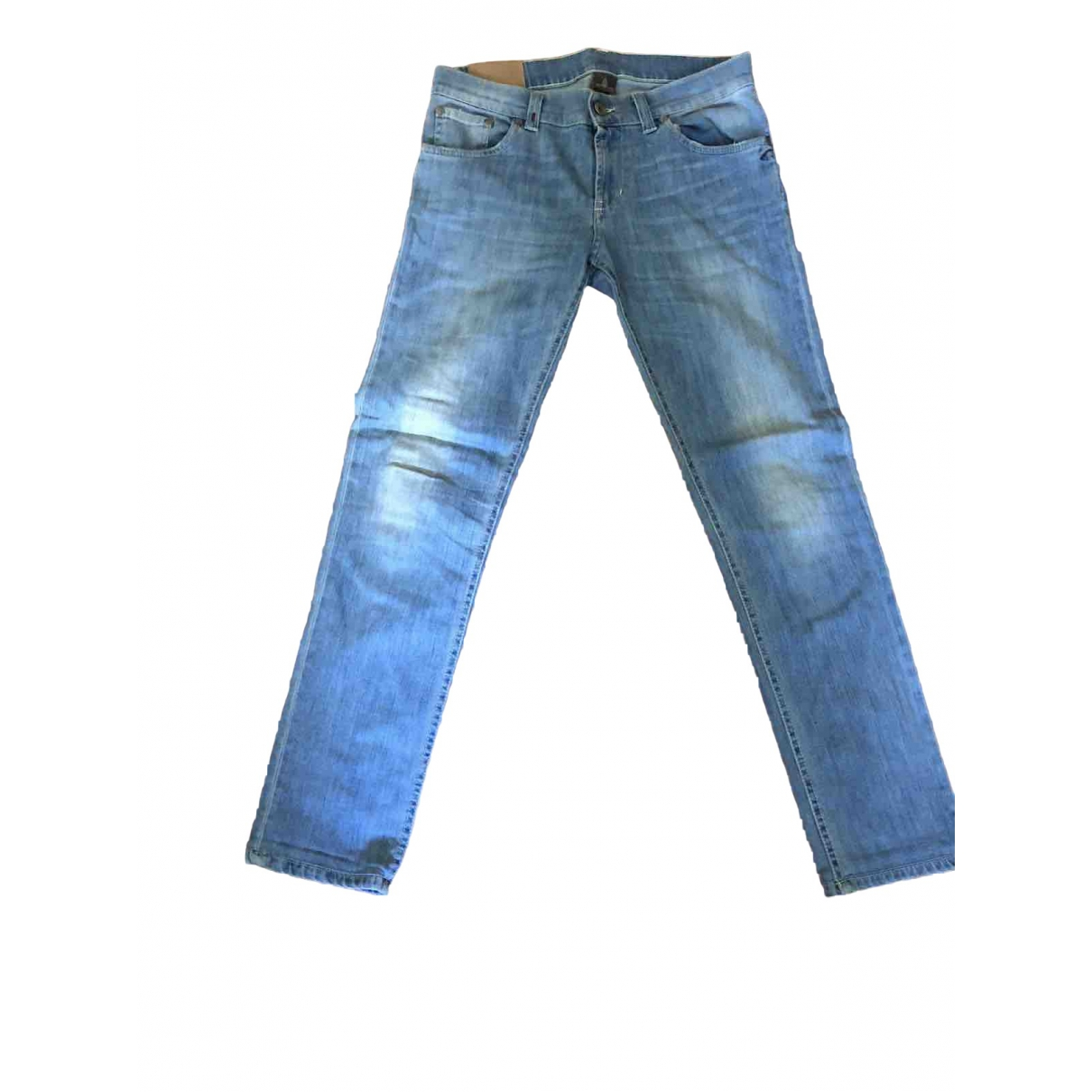 Dondup - Pantalon   pour enfant en denim