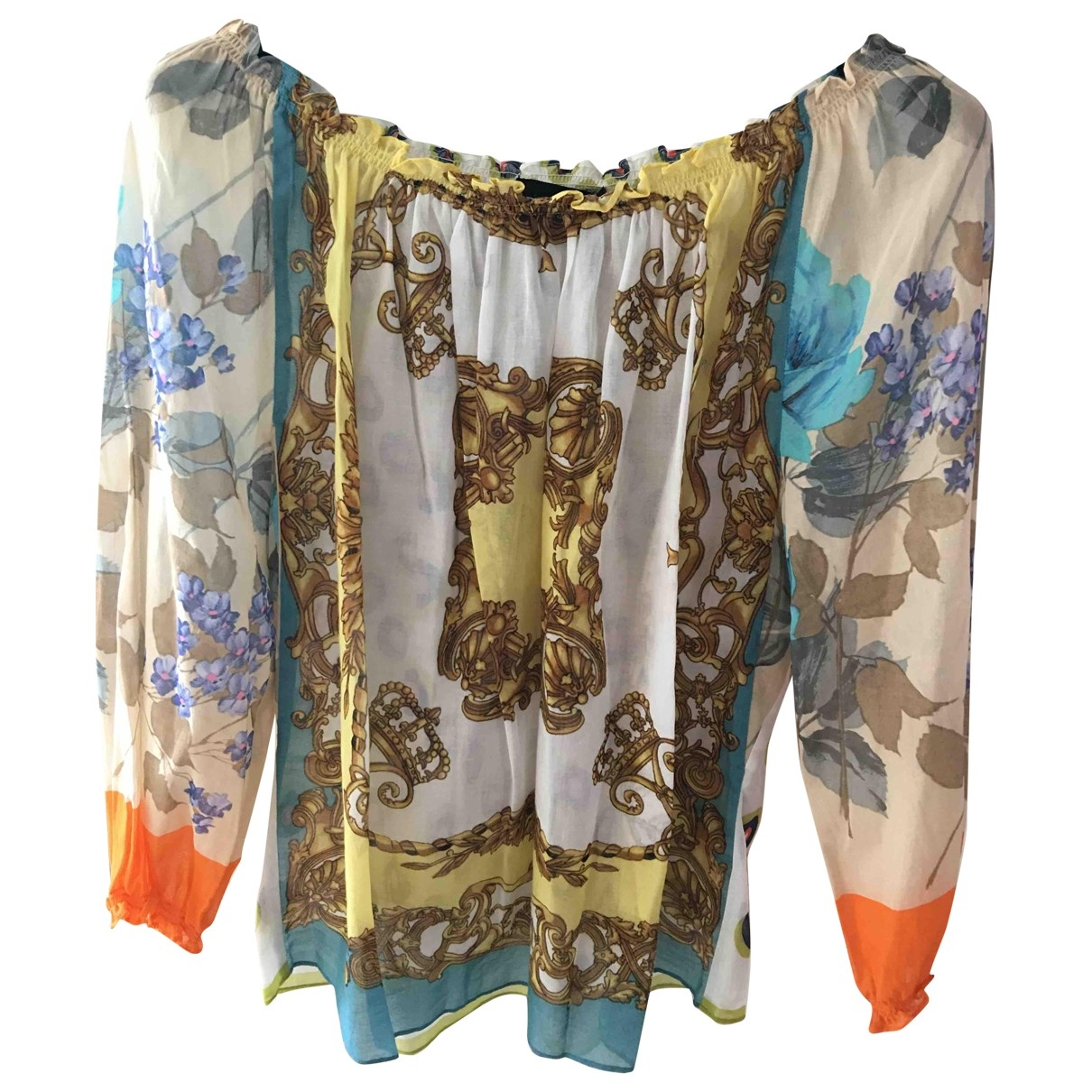 D&g \N Multicolour Cotton  top for Women 40 FR