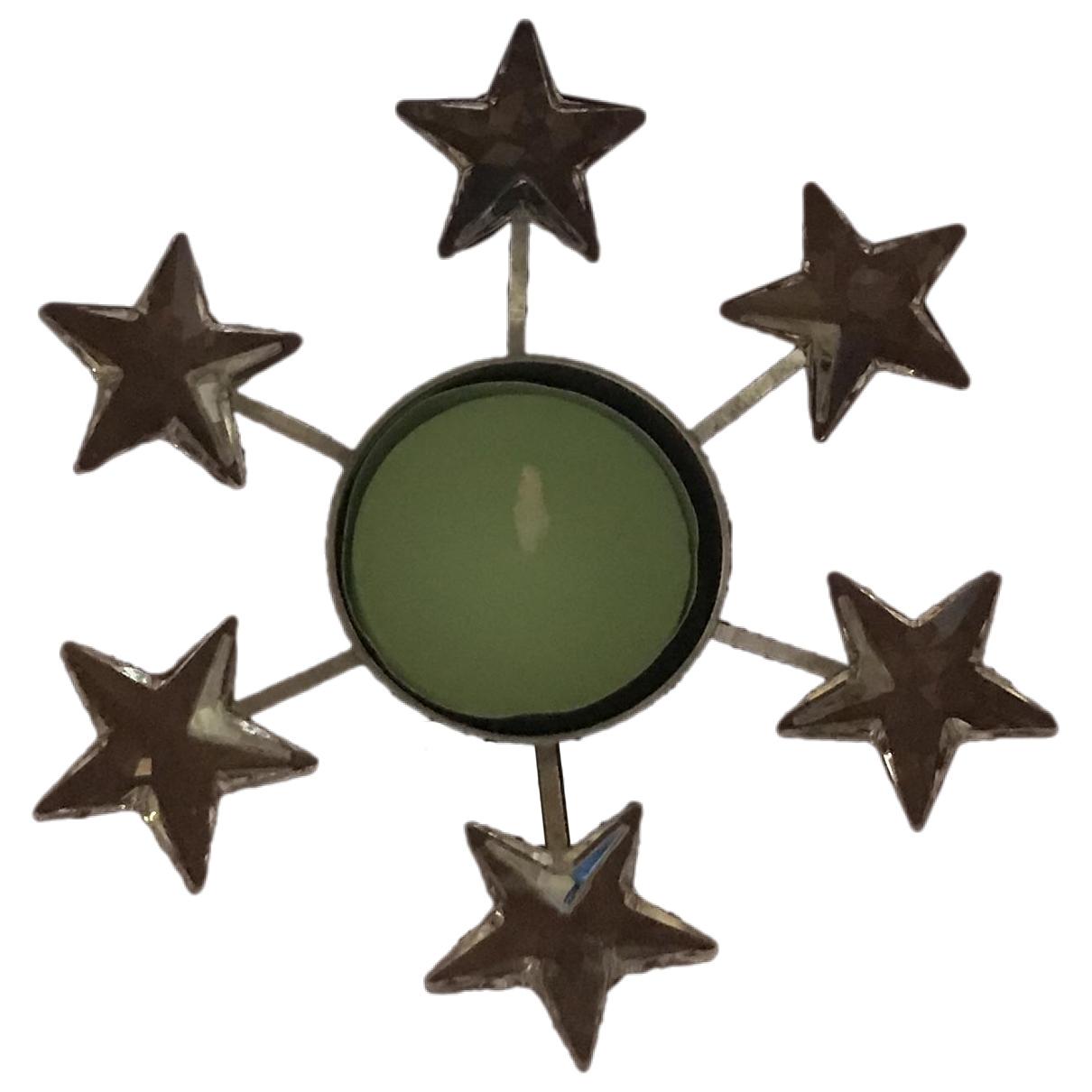 Swarovski - Objets & Deco   pour lifestyle en metal - argente