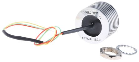 Vishay 1 Gang Rotary Cermet Potentiometer with an 6 mm Dia. Shaft - 4.7Ω, ±20%, 6W Power Rating, Linear, Panel Mount