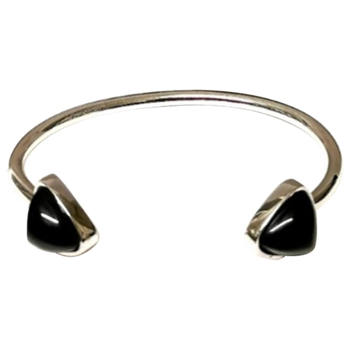 Lizzie Fortunato - Bracelet   pour femme en plaque or - argente