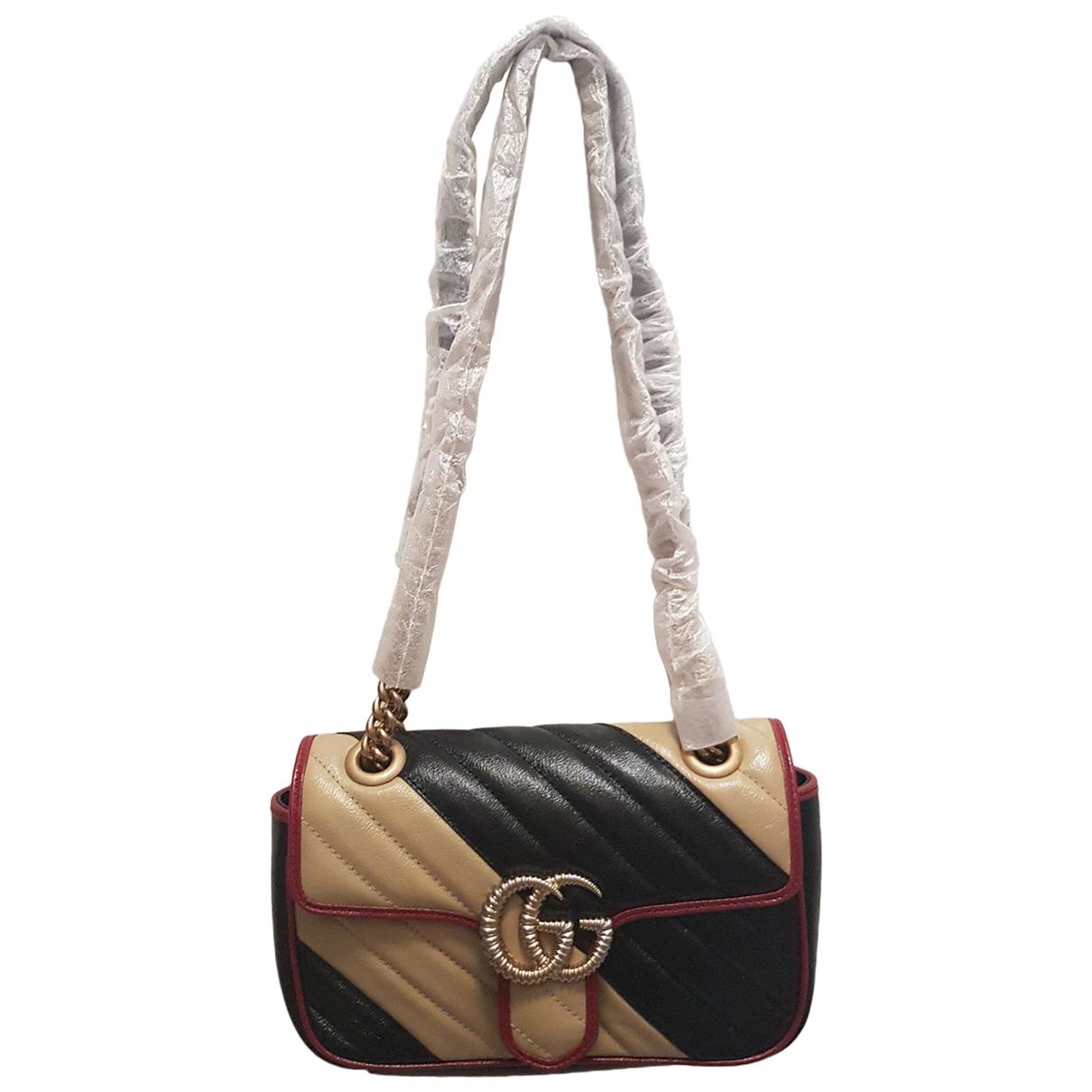 Gucci Marmont Multicolour Leather handbag for Women N