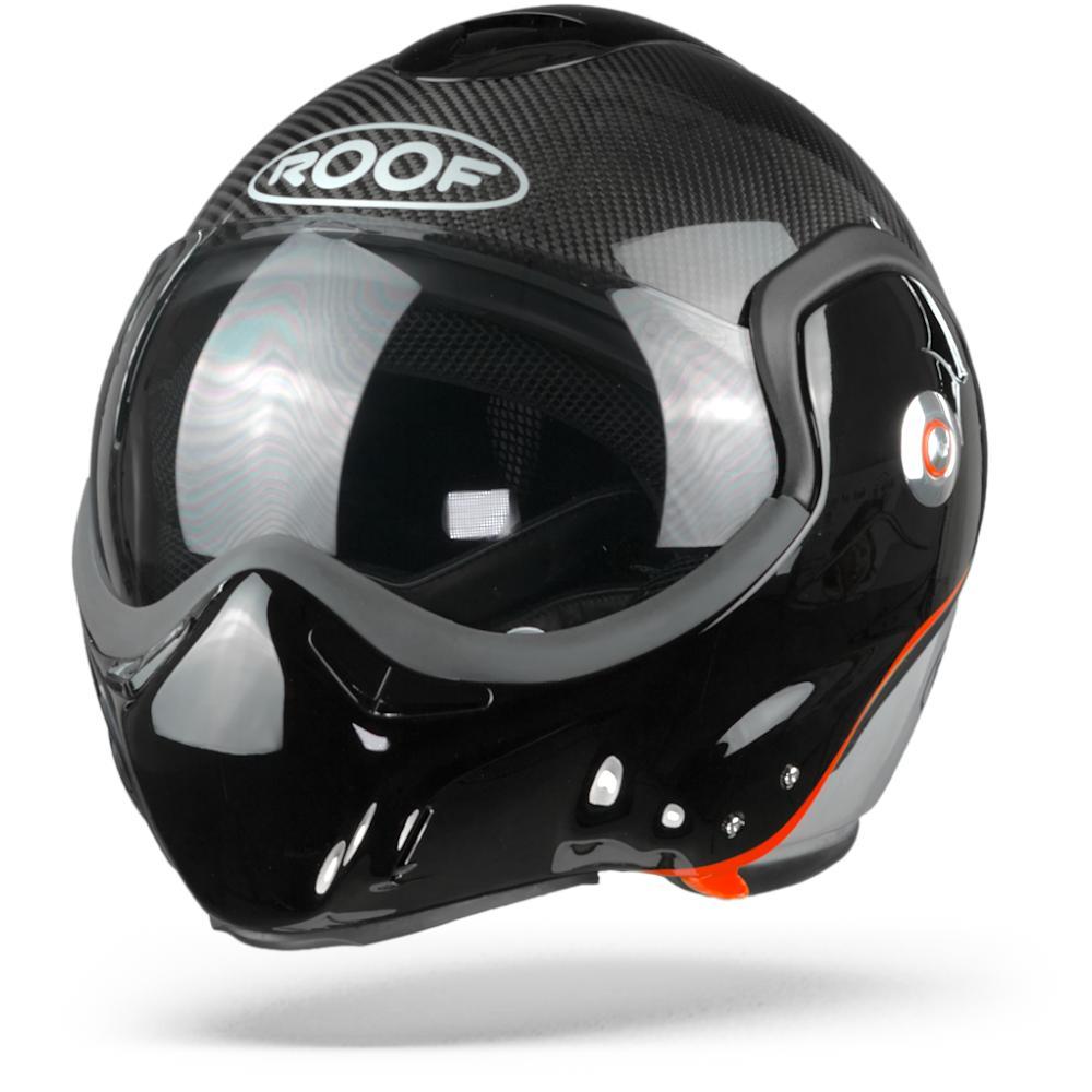 ROOF BoXXer Carbon Casco Modular Gris S