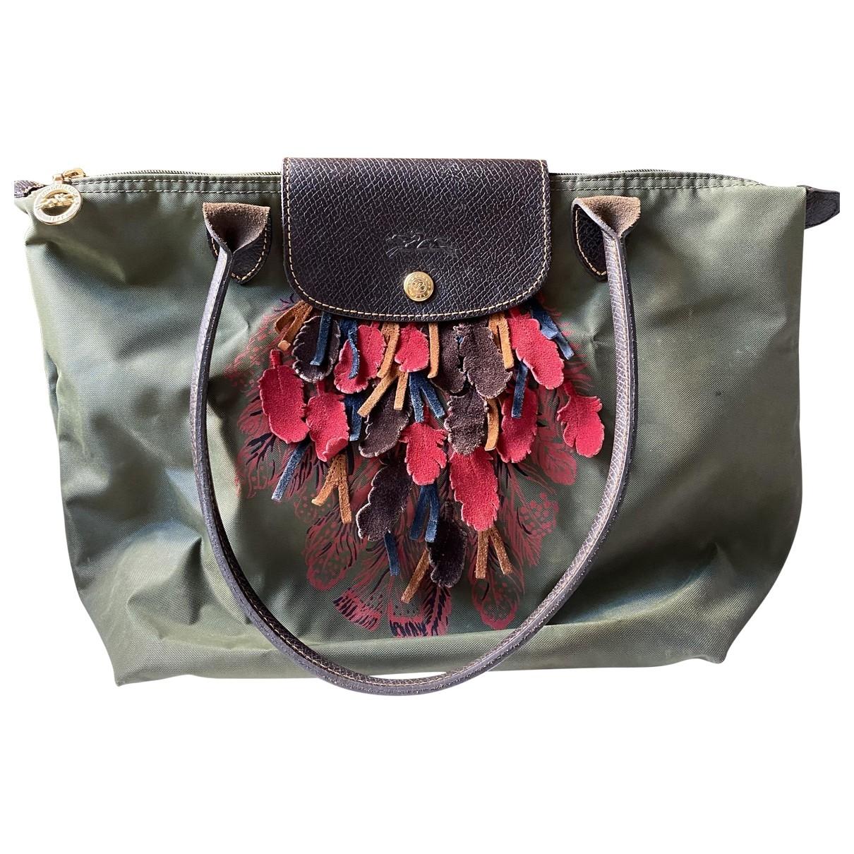 Longchamp - Sac a main   pour femme en fourrure