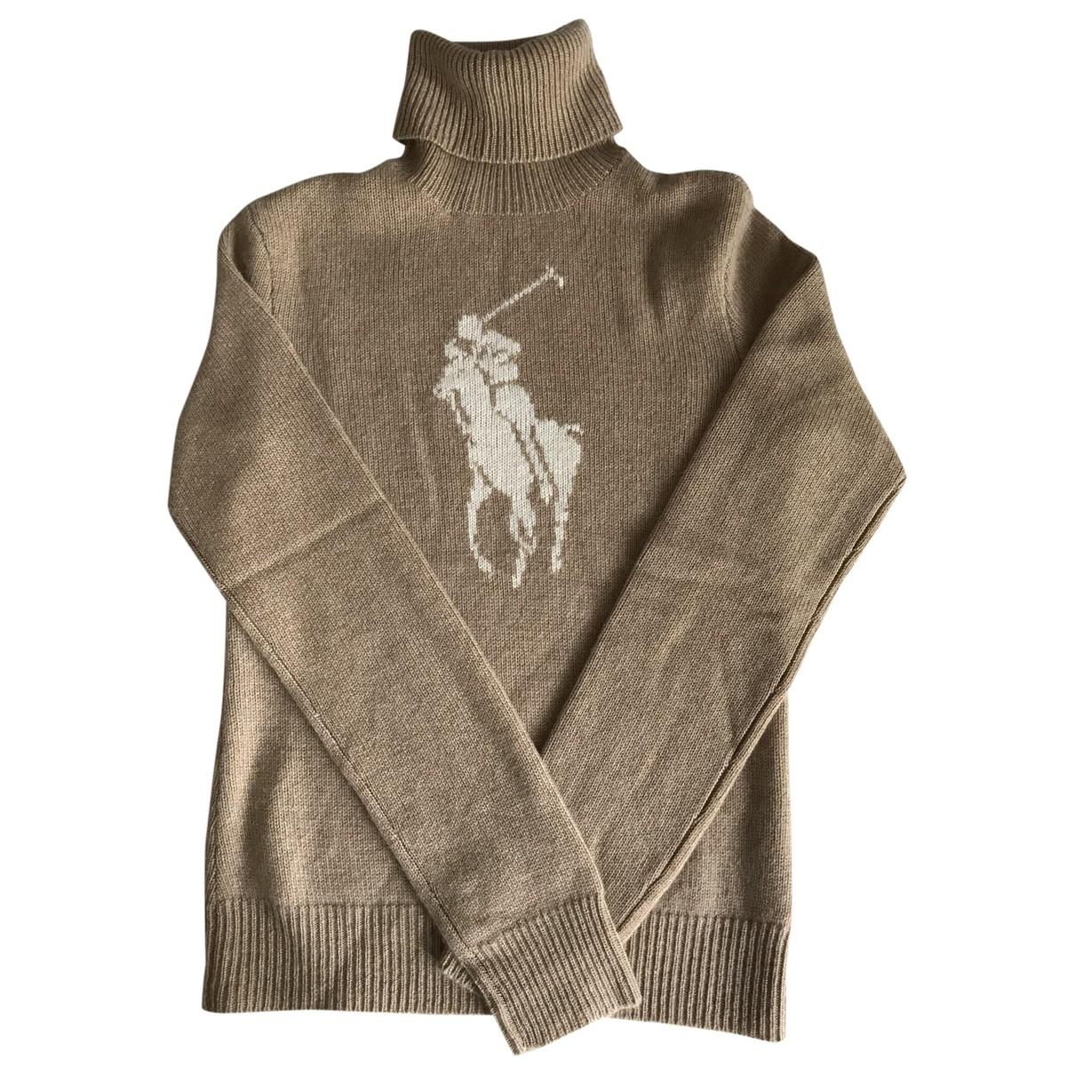 Ralph Lauren N Camel Cashmere Knitwear for Women S International