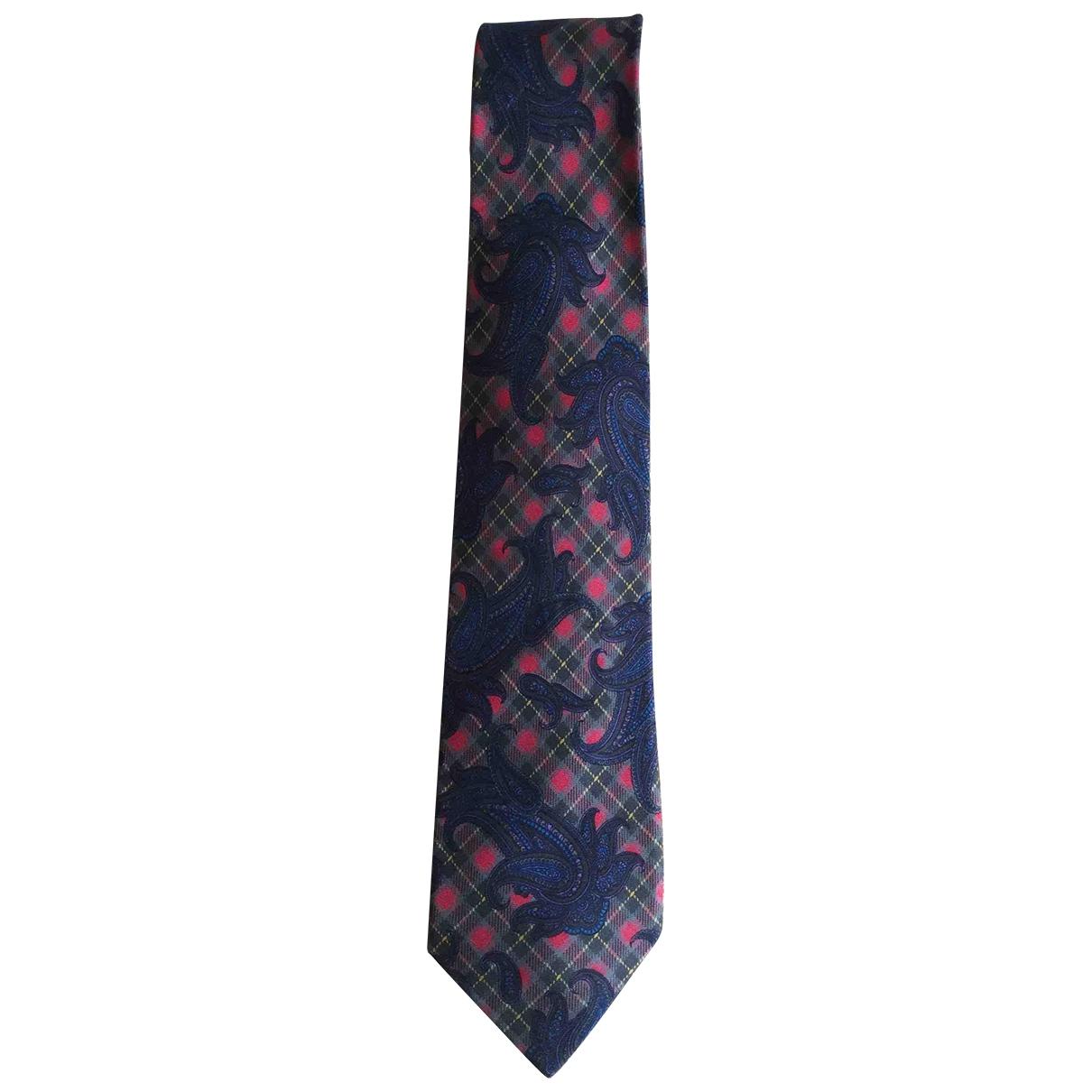 Corbata de Seda Francesco Smalto