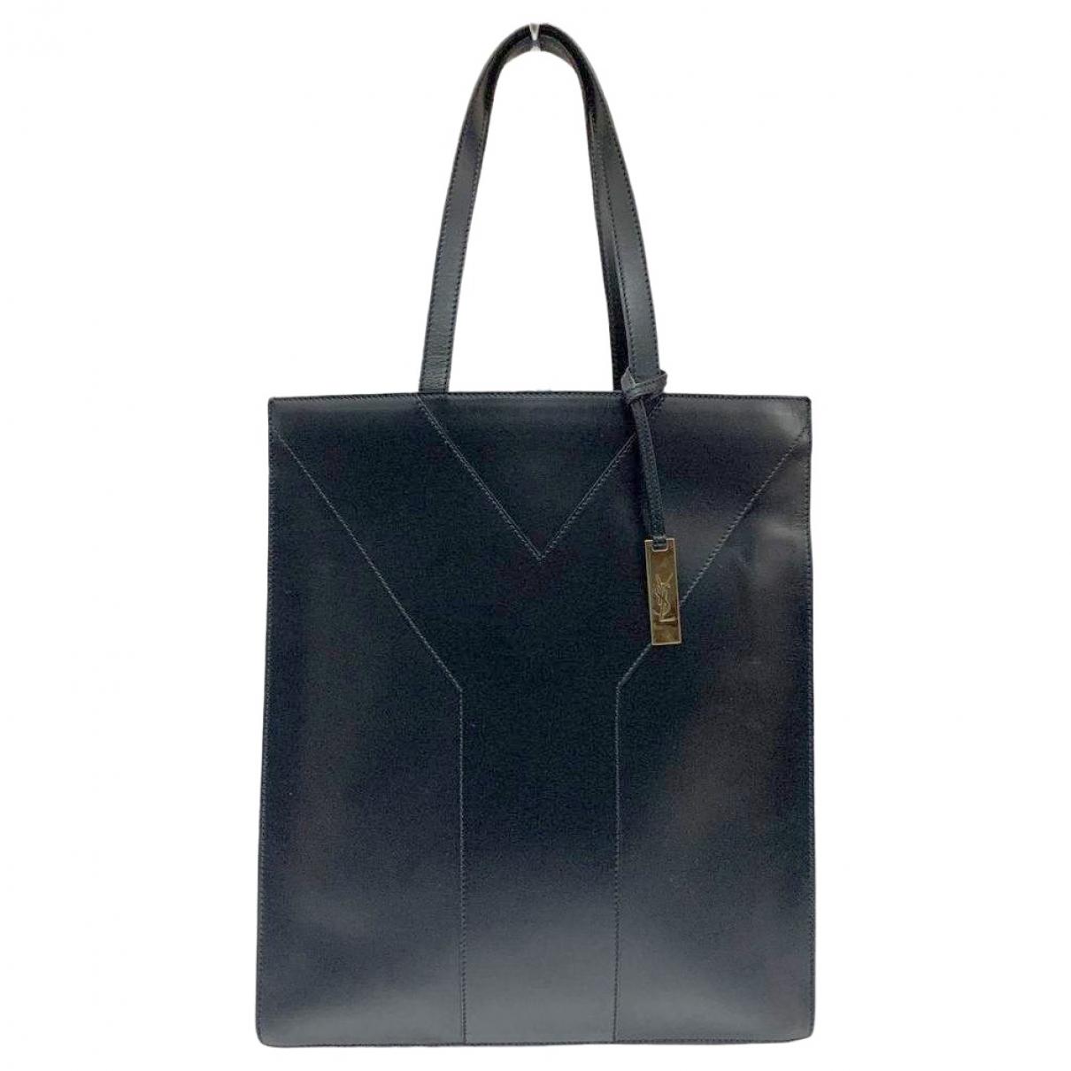 Bolso  de Cuero Yves Saint Laurent