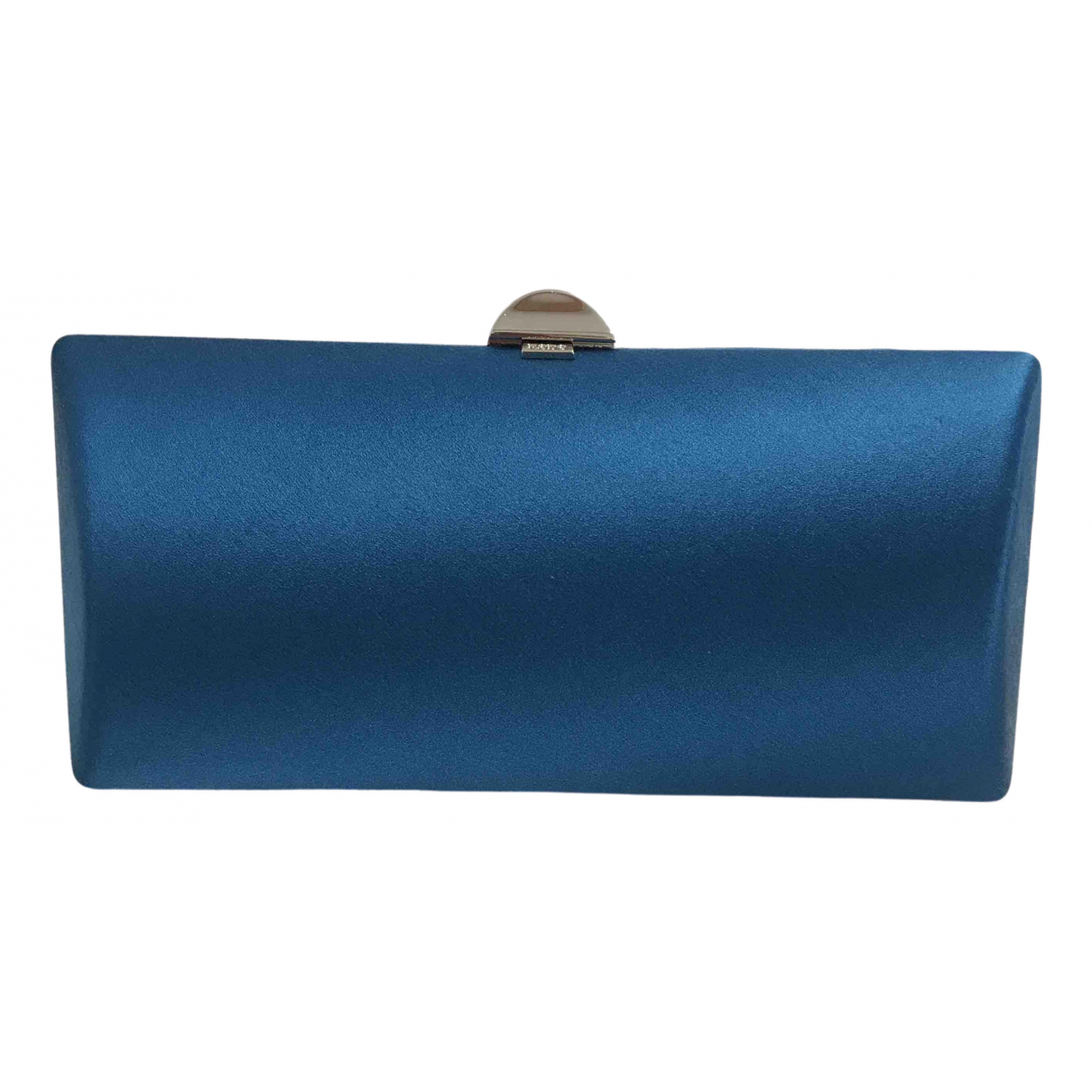 Rodo \N Blue Silk Clutch bag for Women \N