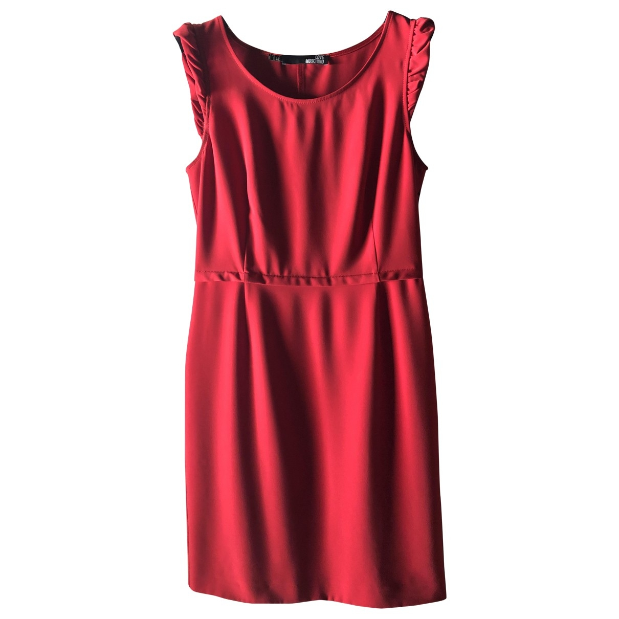 Moschino Love \N Red dress for Women 42 IT