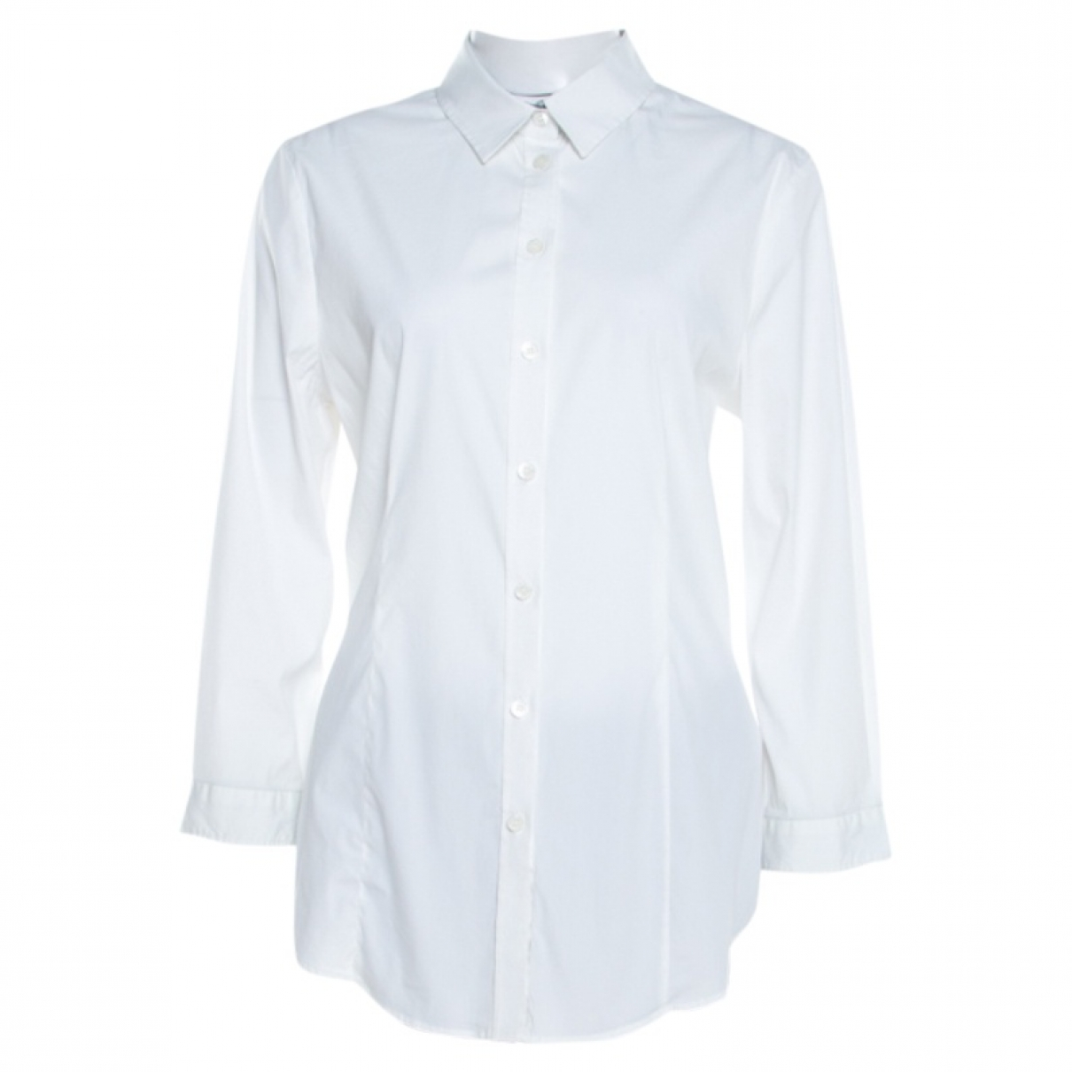 Burberry \N White Cotton  top for Women 42 IT
