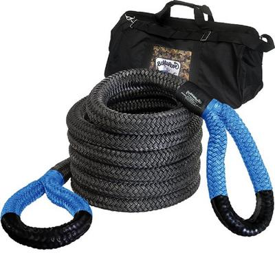 Bubba Rope 30-feet Black Extreme Bubba Recovery Rope (Blue Eye) - 176750BLG