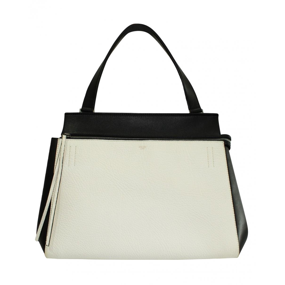 Celine Edge Multicolour Leather handbag for Women \N