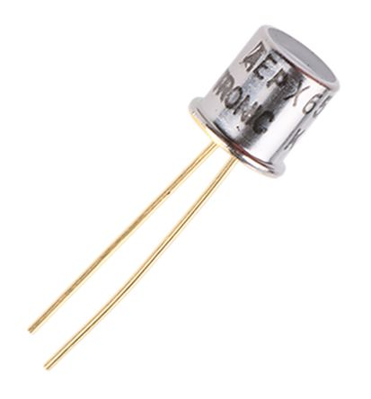 Centronic , AEPX65 Si Photodiode, Through Hole TO-46
