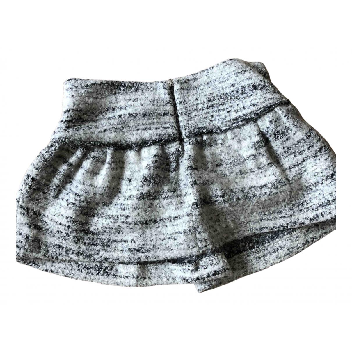 Isabel Marant \N Rocke in  Grau Wolle