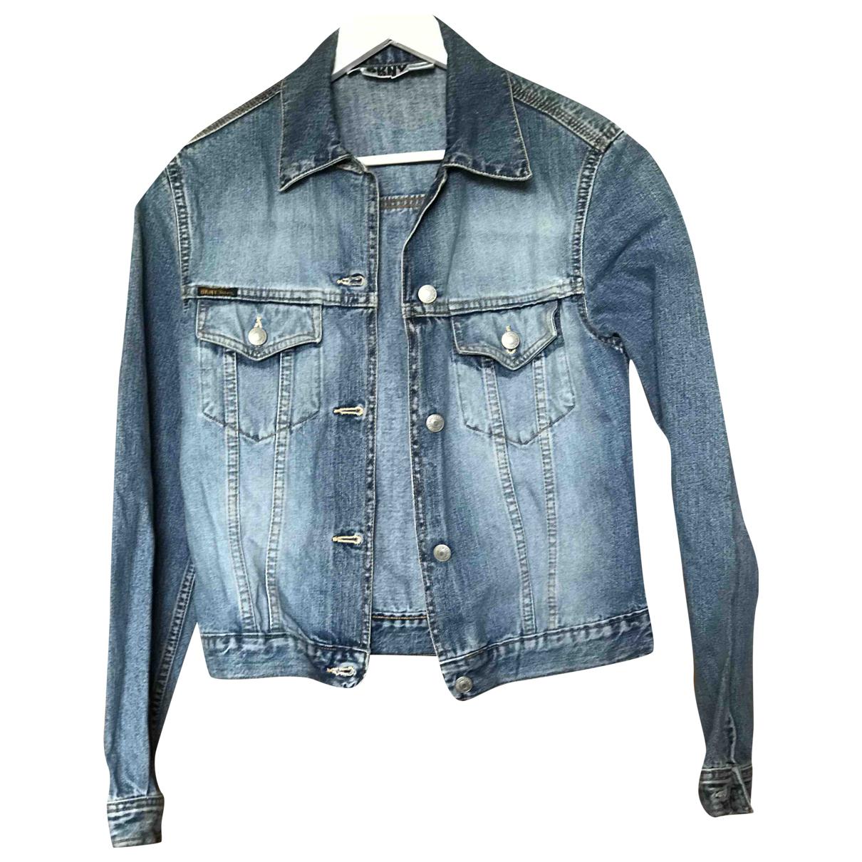 Dkny N Cotton jacket for Women M International