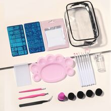 11pcs Nail Art Tool Set
